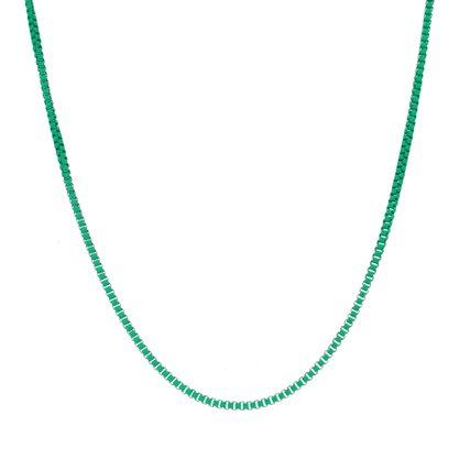 Corrente Veneziana Colors Verde Água.